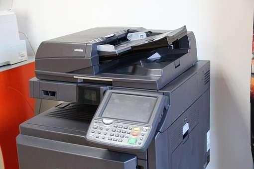 Locação de impressora A3
