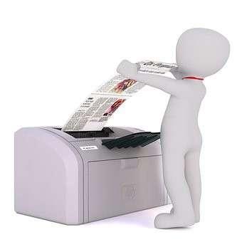 Manutenção de impressoras